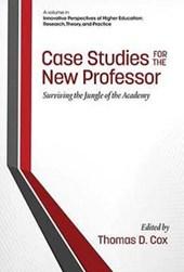 Case Studies for the New Professor