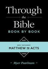 Through the Bible Book by Book | Myer Pearlman |