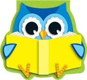 Reading Owl Notepad
