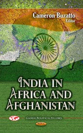 India in Africa and Afghanistan