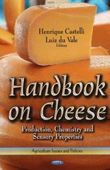 Handbook on Cheese | Henrique Castelli |
