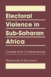Electoral Violence in Sub-Saharan Africa