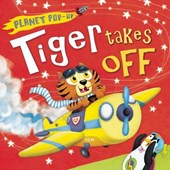 Tiger Takes Off | Jonathan Litton |