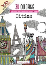 3D Coloring Cities | Hannah Davies |