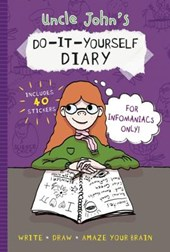 Uncle John's Do-It-Yourself Diary for Infomaniacs Only | Bathroom Readers' Institute |
