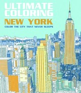 Ultimate Coloring New York | auteur onbekend |