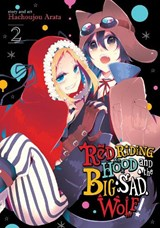 Red Riding Hood and the Big Sad Wolf | Hachijou Shin |