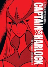 Captain Harlock the Classic Collection 2 | Leiji Matsumoto |