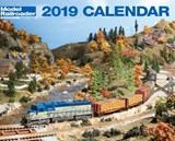 Model Railroader 2019 Calendar | auteur onbekend |