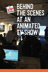 Behind the Scenes at an Animated TV Show