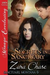 Secrets in Sanctuary | Zara Chase |