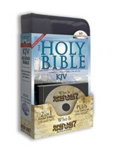 Special Edition Audio Bible-KJV [With Who Is Jesus]