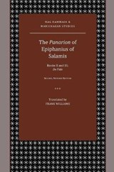 The Panarion of Epiphanius of Salamis | Frank Williams |