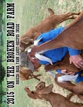 2015 on the Broken Road Farm