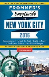 Frommer's Easyguide to New York City | Pauline Frommer |