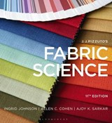 J.J. Pizzuto's Fabric Science | Johnson, Ingrid ; Cohen, Allen C. ; Sarkar, Ajoy K. |