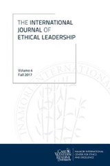 The International Journal of Ethical Leadership | Shannon E. French |