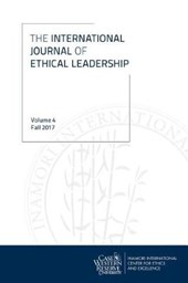 The International Journal of Ethical Leadership