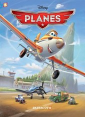 Disney Graphic Novels Planes