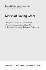 Marks of Saving Grace | Eric J. Lehner |