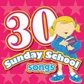 30 Sunday School Songs CD