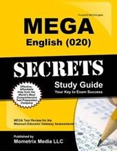 MEGA English (020) Secrets Study Guide