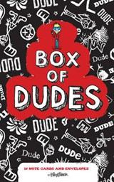 Box of Dudes Note Cards | Billy Attinger |