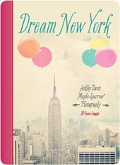 Dream new york : 30 iconic images - postcard book