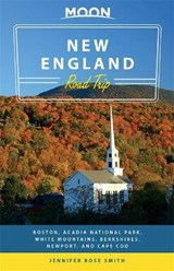 Moon New England Road Trip | Jennifer Rose Smith |