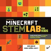 Unofficial Minecraft Stem Lab for Kids | Miller, John ; Scott, Chris Fornell |