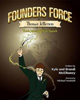 Founders Force Thomas Jefferson | Kyle McElhaney |