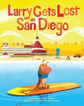 Larry Gets Lost in San Diego | Skewes, John ; Ode, Eric |