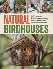 Natural Birdhouses | Amen Fisher |