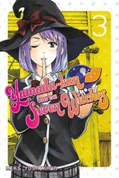 Yamada-Kun and the Seven Witches, Volume