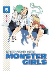 Interviews With Monster Girls 5