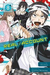Real Account 8 | Okushou |