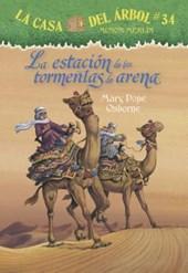 La estacion de las tormentas de arena / Season of the Sandstorms