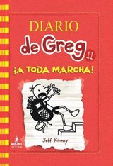 ¡A toda Marcha!/ Double Down | Jeff Kinney |