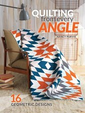 Quilting from Every Angle | Nancy Purvis |