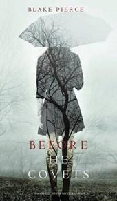Before He Covets (a MacKenzie White Mystery-Book 3)