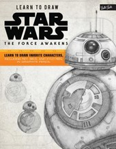 Learn to Draw Star Wars The Force Awakens | Russell Walks |