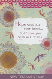 Gift New Testament-KJV-Hope