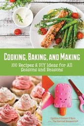 Cooking, Baking, and Making