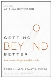 Getting Beyond Better | Roger L. Martin |