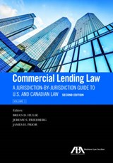 Commercial Lending Law |  |