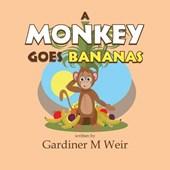 A Monkey Goes Bananas