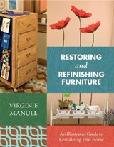 Restoring and Refinishing Furniture | Virginie Manuel |