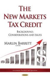 The New Markets Tax Credit