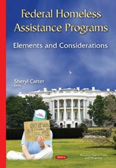 Federal Homeless Assistance Programs