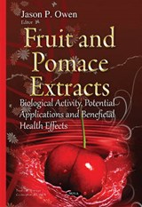 Fruit and Pomace Extracts | auteur onbekend |